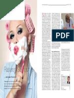 Fachbericht Haarentfernung Kosmetik Int. Suisse April 2013