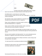 Finanzkrise- Lösung