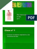 Sistema Respirator i o