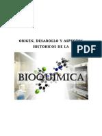 Antecedentes Historicos de La Bioquimica