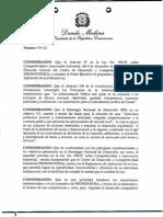 Decreto 674-12