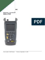33-960 Series Manual ES