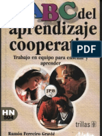 El ABC Del Aprendizaje Cooperativo_ClaudioxpGroup