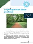 4. Lingkungan Sehat Badan Pun Sehat