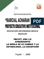 Pei Marcial Acharan 2008