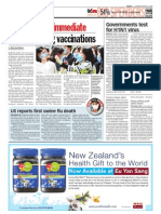 thesun 2009-04-30 page04 farmers want immediate approval of pig vaccinations