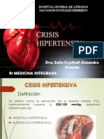Crisis Hipertensiva