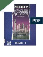 13.Manual del Ingeniero Químico - Perry - Tomo I a VI - 6ta Edi