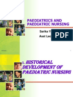 55803435 1 2 Historical Development of Paediatric Nursing
