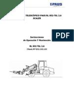 Operación y Mantenimiento RL-852-TSL 2.6.pdf