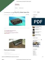 DxerSat_ Actualización Dongle Sky HD y Neksel Japan Box