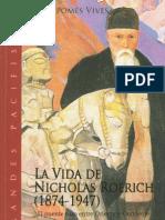 Pomés Vives, Jordi - La Vida de Nichiolas Roerich