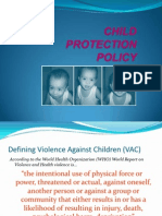 Child Protection Policy SB
