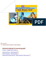 Gold Recovery Methods