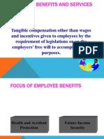 hrm Benefits