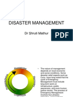 d0f6amod 5 Disaster Management
