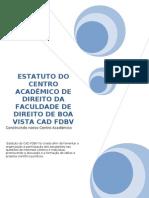 281_ESTATUTO DO CENTRO ACADÊMICO DE DIREITO