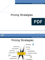 Tender Pricing Strategy