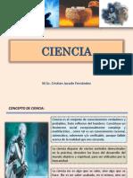 1 - 1 Ciencia
