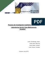 SEM2 TRABAJO Investigacion Cualitativa Med. Arcalion