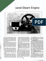 Geared steam engine part A