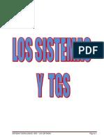 Los Sistemas y Tgs