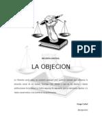 La Objeción I