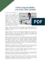 Discurso na entrega do navio JOÃO CÂNDIDO