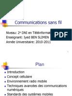 Communications Sans Fil