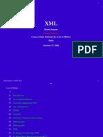 Cours XML