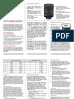 QuickGuide to Canon 320EX Speedlite Features