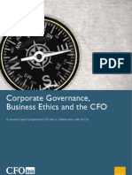 Governance Ethics