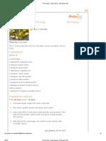 Print Recipe - Anda Masala - Allrecipes India