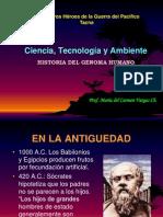 Historia Del Genoma Humano