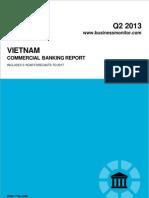 BMI Vietnam Commercial Banking Report Q2 2013