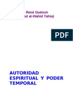 1929 Autoridad Espiritual y Presencia Temporal