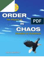 OrderInChaos-ThePhysicsOfTransitionToTurbulence