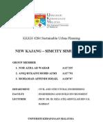 New Kajang and Simcity Simulation