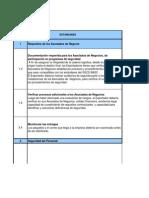 Plan de Accion de Auditoria Interna Basc 2013
