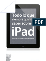 El iPad. La guía definitiva  por Hipertextual