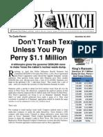 lobbywatch 12202010