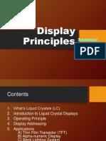 display principles