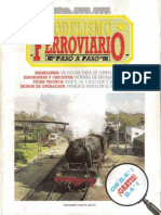 Modelismo Ferroviario Paso a Paso 01