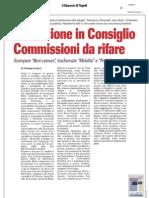 Rassegna Stampa 15.06.13
