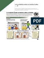 03-10 excluº educaº Infografía