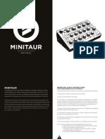 Minitaur Manual Ad 0