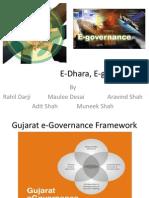E Dhara, E Governance presentation