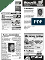 Semanário  Betesda 03/05/09