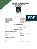HOJA de VIDA Pedro Navarro Garcia