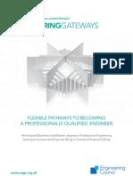 Engineering Gateways Leaflet